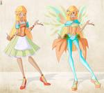 Auction: OC - Fairy of the Seasons [CLOSED]