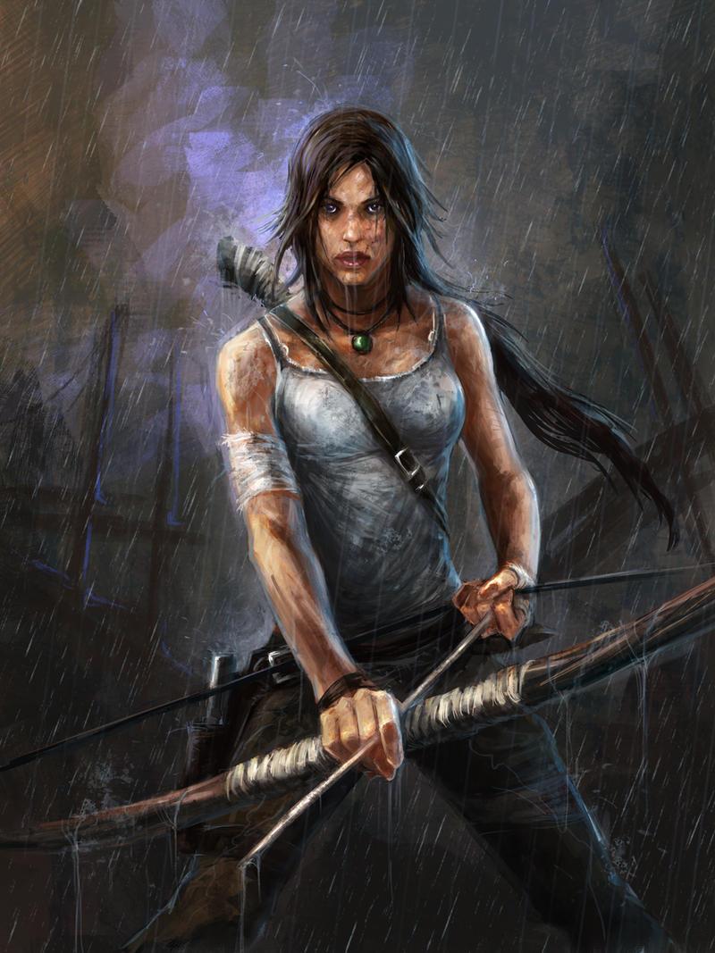 Tomb Raider Reborn 2 A by darkpaganus