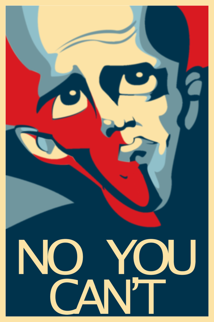 No You Can't by engelnicht