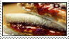 peanut butter and jelly sandwich stamp by potssum