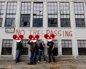 Hey Deadmau5, No Trespassing