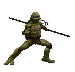 Donatello by Dark-Razvan