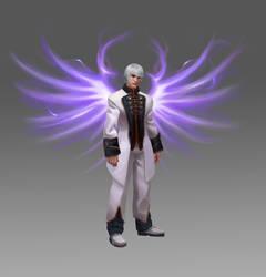 Angel Of Light Male-Nebadon Clan by Dark-Razvan