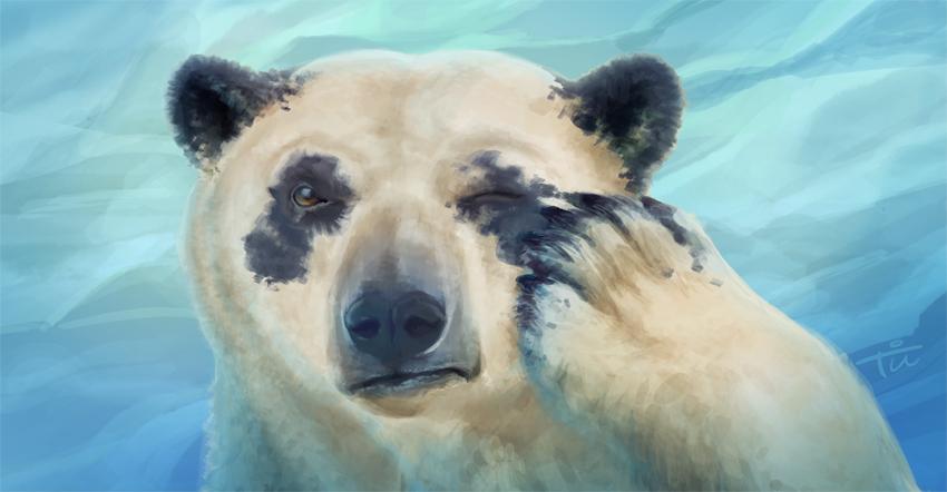 Siempre quiso ser un panda by Macbeto