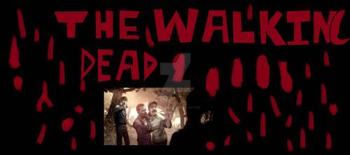 My walking dead cover by Darkanime2487