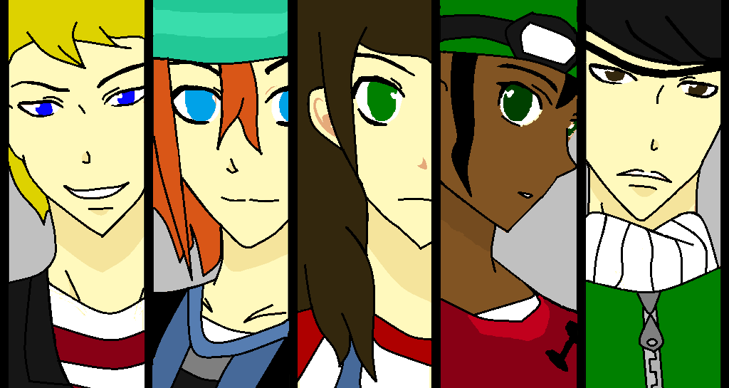 Mcsm Cast By Darkanime2487 On Deviantart