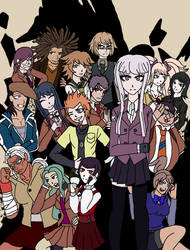 The Class of 78 by Darkanime2487