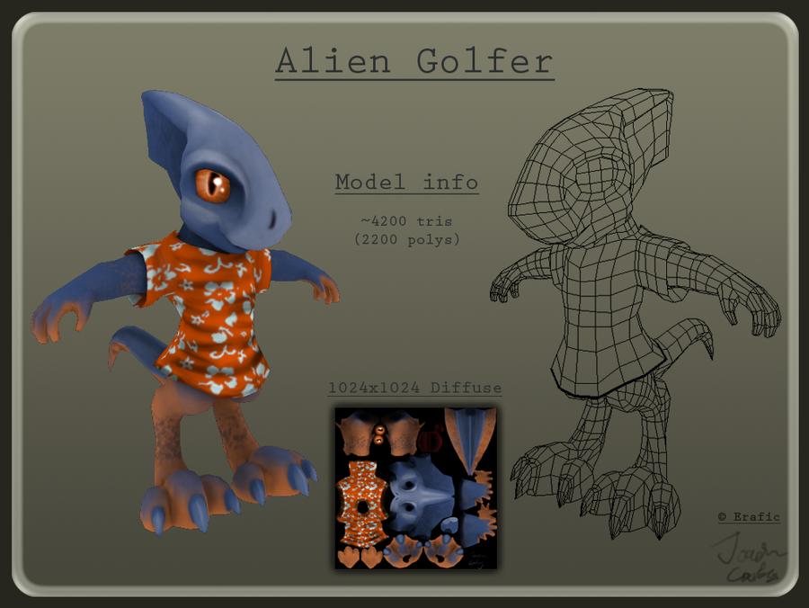 Alien_golfer_character_by_Erafic.png
