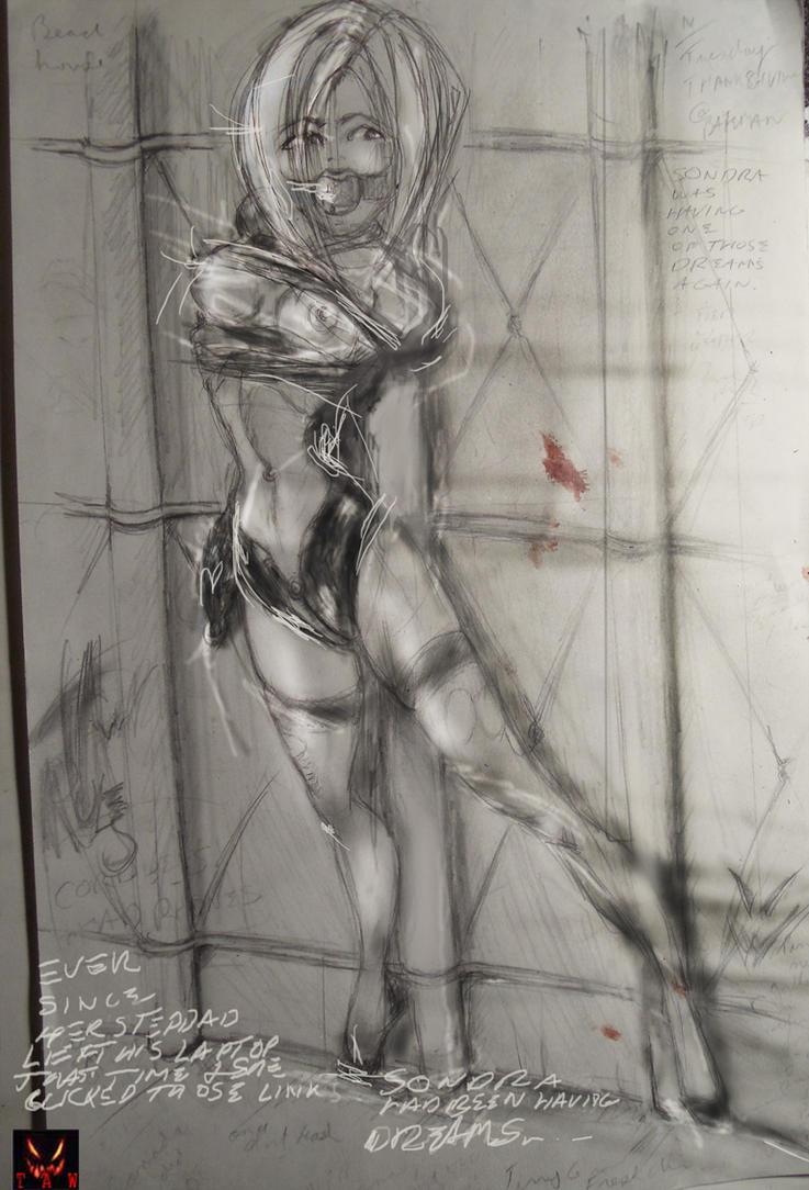 Sondra dreams by SinnerDom