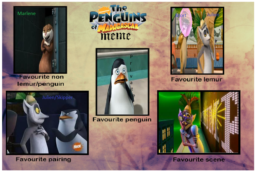 Penguins of madagascar meme