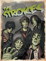 The Walking Dead Strokes by ReanimatorTM