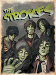 The Walking Dead Strokes