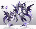 [ Auction - CLOSE ] DragoonKit #01