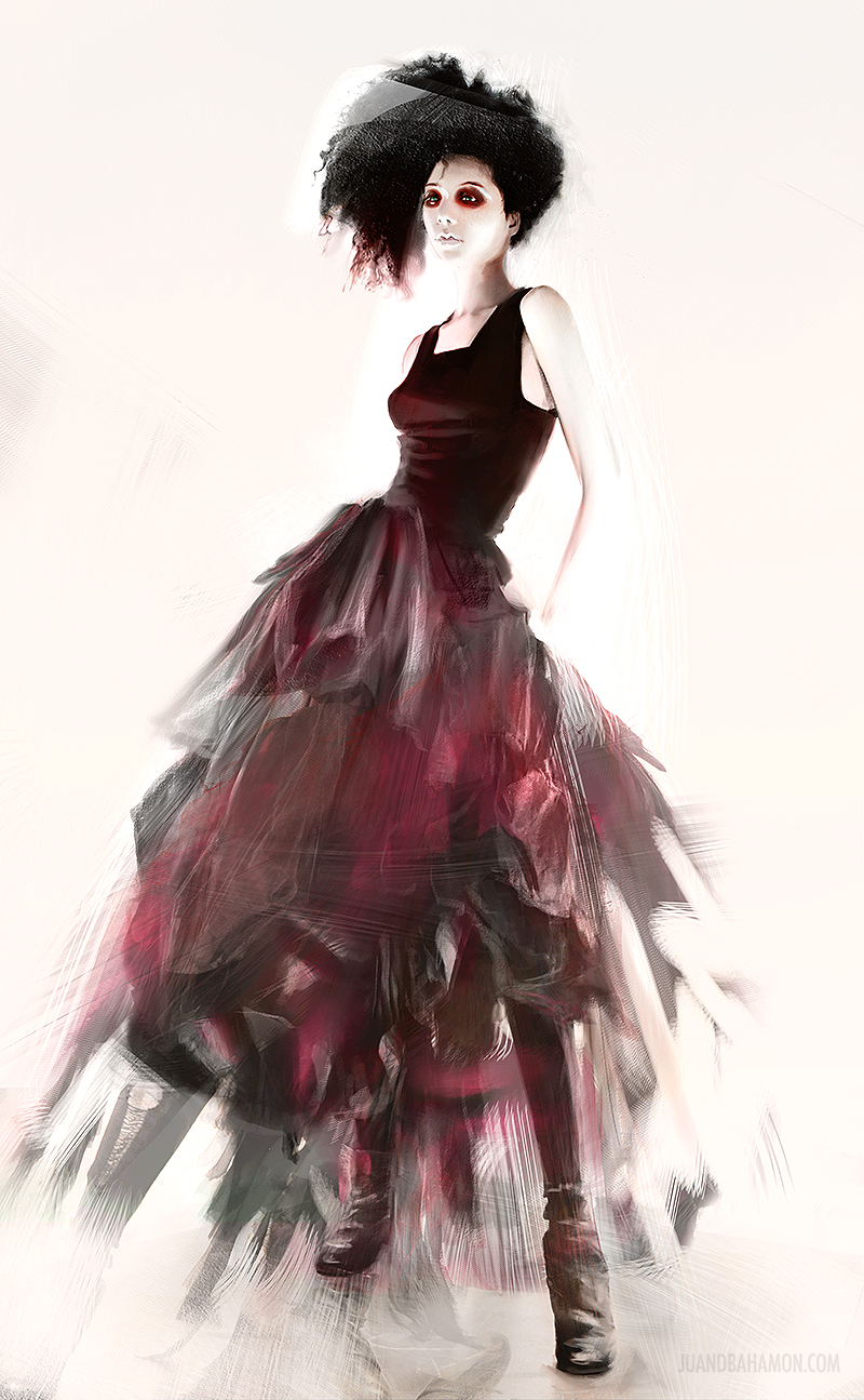 Artl Fashion Illustration