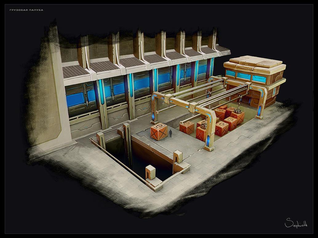 Freeboard Deck by Sephiroth-Art