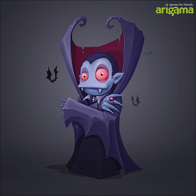 Vampire by Sephiroth-Art