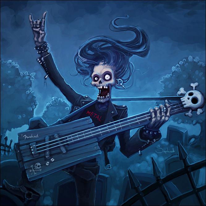 METAL by Sephiroth-Art