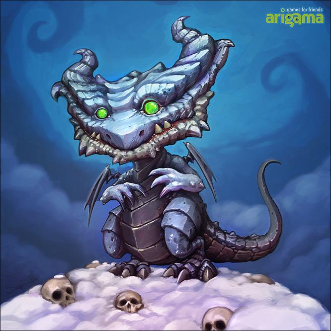 Dragon by Sephiroth-Art