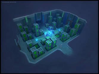 Energy Room by Sephiroth-Art