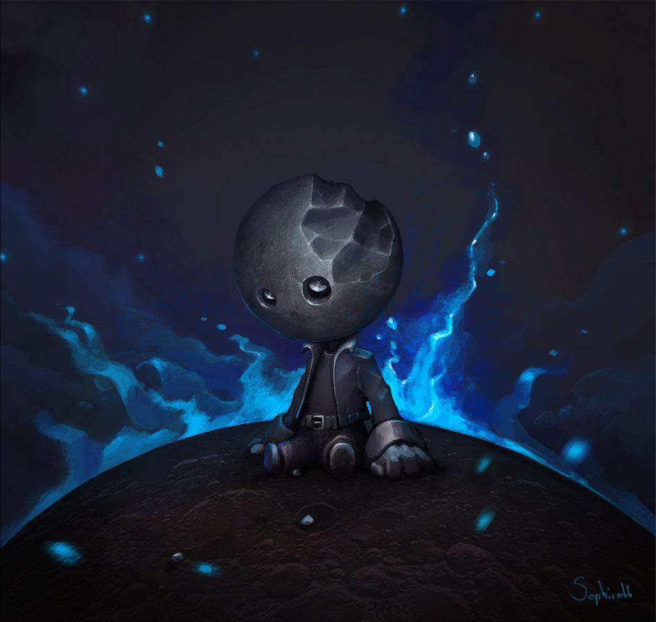 Shatter... by Sephiroth-Art