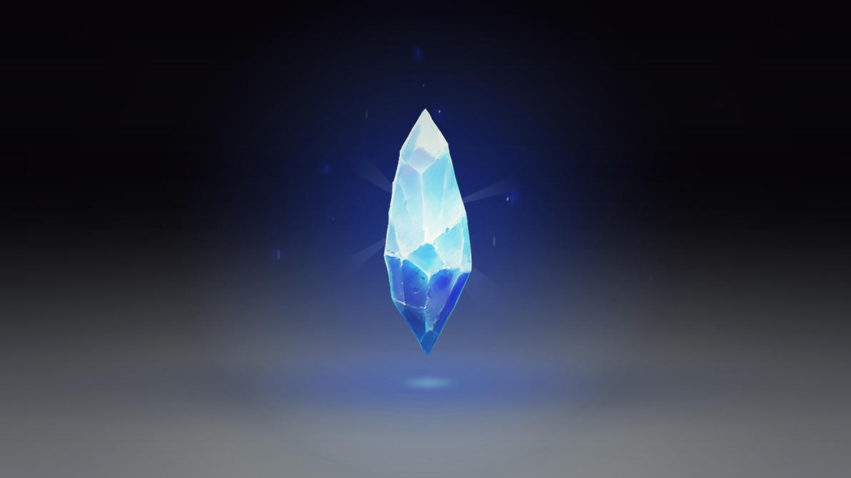How to Draw Crystal by...