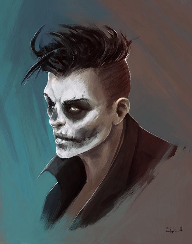 Skullface by Sephiroth-Art