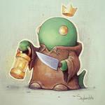 Tonberry King