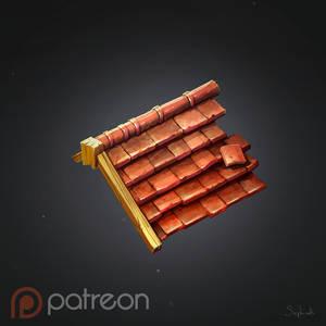 Isometric Roof