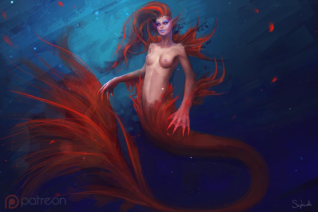 Fight Fish by Sephiroth-Art