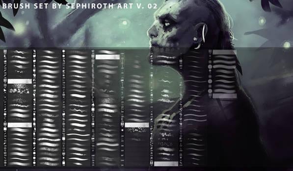 Sephiroth Art BrushSet