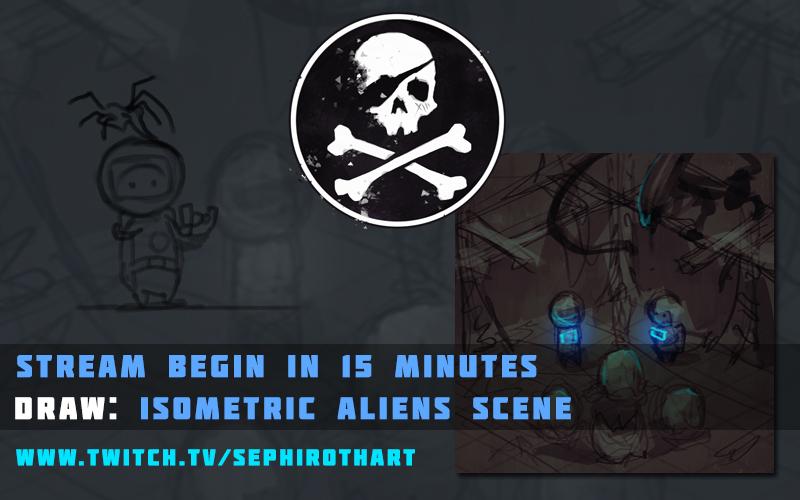 Promo Stream3 by Sephiroth-Art