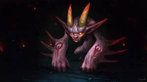BESTIARY - Hell's Demon