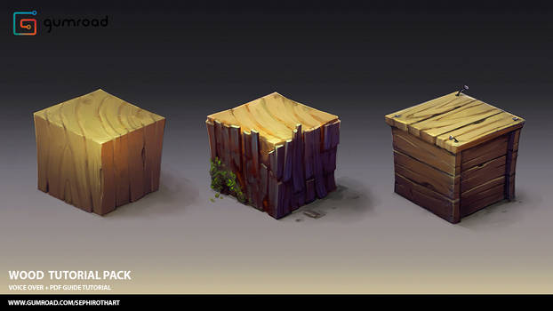 Wood Tutorial Pack