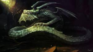 BESTIARY VII - Cave Dragon