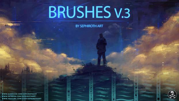 SephirothArt BRUSHSET vol.3