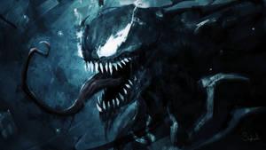 VENOM by Sephiroth-Art