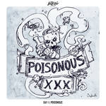 INKTOBER 2018 Day1 - Poisonous
