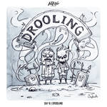 INKTOBER 2018 Day6 - Drooling