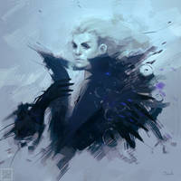 Black Bird by Sephiroth-Art