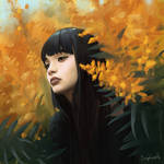 Procreate Daily Drawing 6/365 by Sephiroth-Art