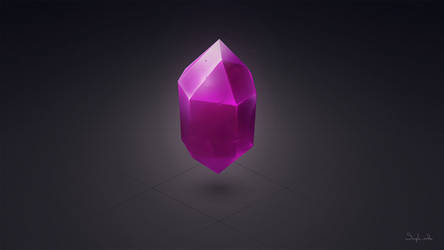 Isometric Crystal
