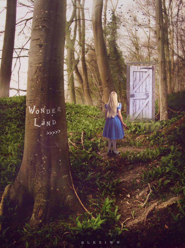 Alice by lexiww