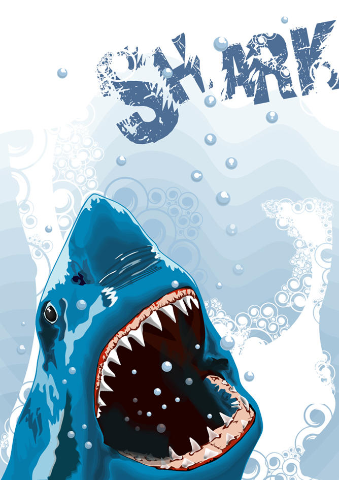 SHARK by Jadas74