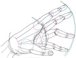 hand sketch by BloodyVampres