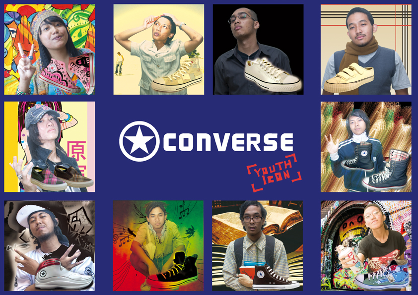 Converse 'Youth Icon'2 by akbarslalu on DeviantArt
