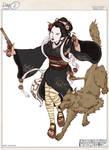 Day 2- Kannon and Ichi