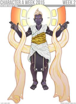 CAW15-2 The Divine Visage of Aux