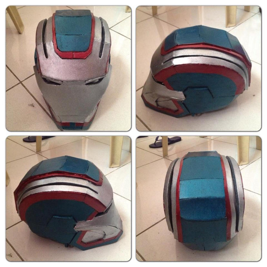 Iron Patriot Armor Iron Patriot Foam Helmet by