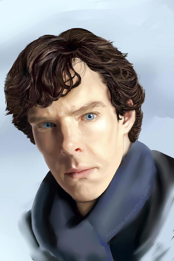 Sherlock Holmes by NoranFikri