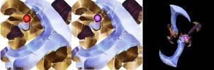 Riki Blades Textures by vertry